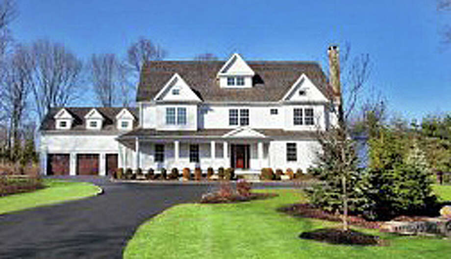 The house at 359 Greens Farms Road recently sold for $3,550,000. Photo: Contributed Photo / Westport News contributed