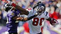 Texans face off against Ravens - Photo