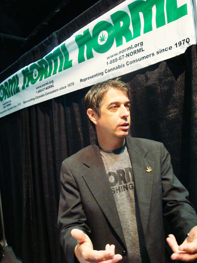 Kevin Oliver is head of Washington NORML, one of the organizations that supported Initiative 502 to legalize cannabis in Washington State.