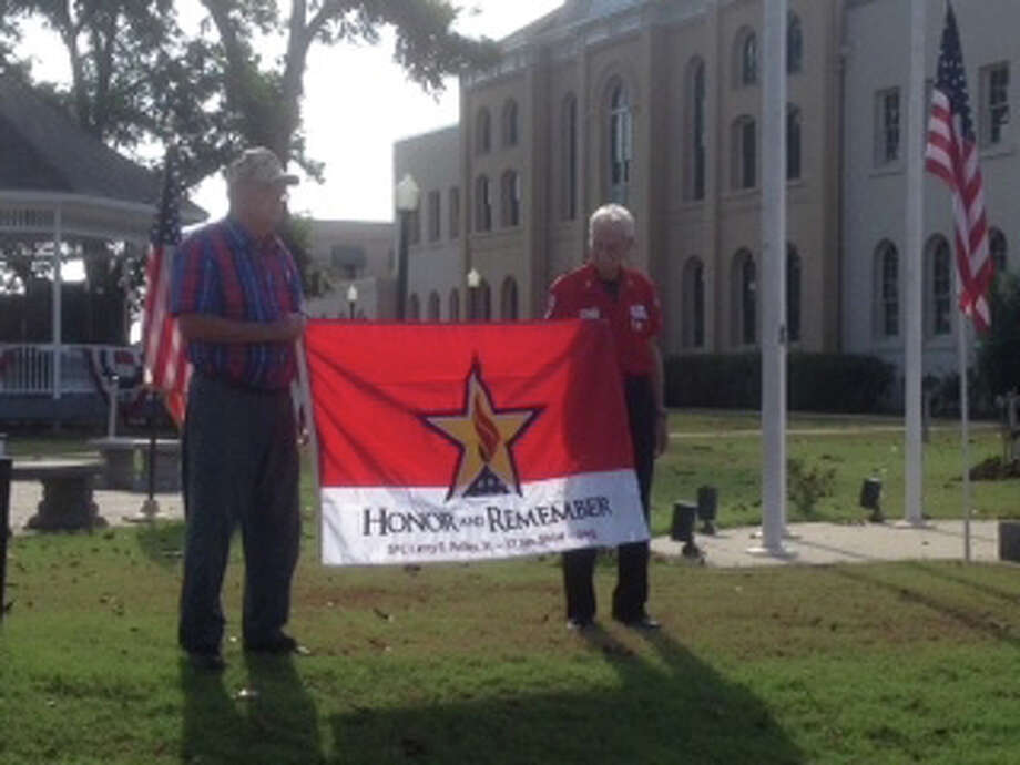 Honor and Remember Texas State Headquarters dedicated in Jasper. Photo Jeff Reedy