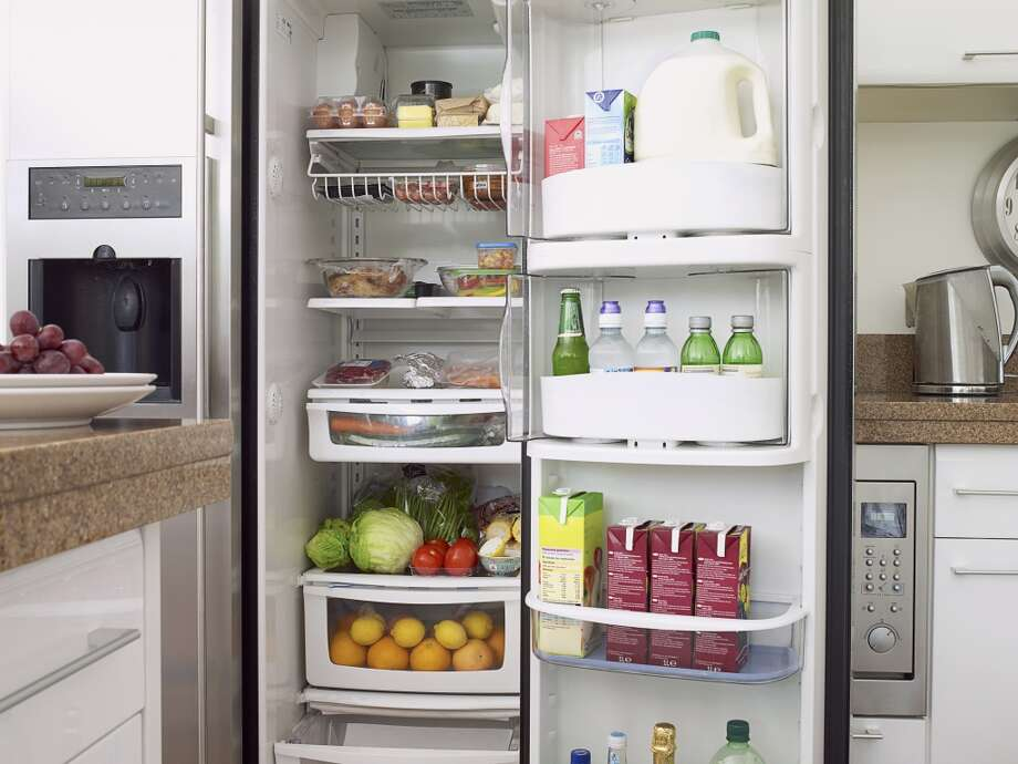 Top 10 germiest kitchen items10. Refrigerator insulating seal Photo: Howard Shooter, Getty Images/Dorling Kindersley
