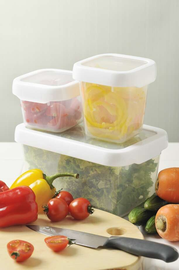 8. Food storage container with rubber seal Photo: Yagi Studio, Getty Images
