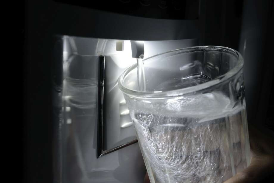 1. Refrigerator water dispenser Photo: Ashok Rodrigues, Getty Images