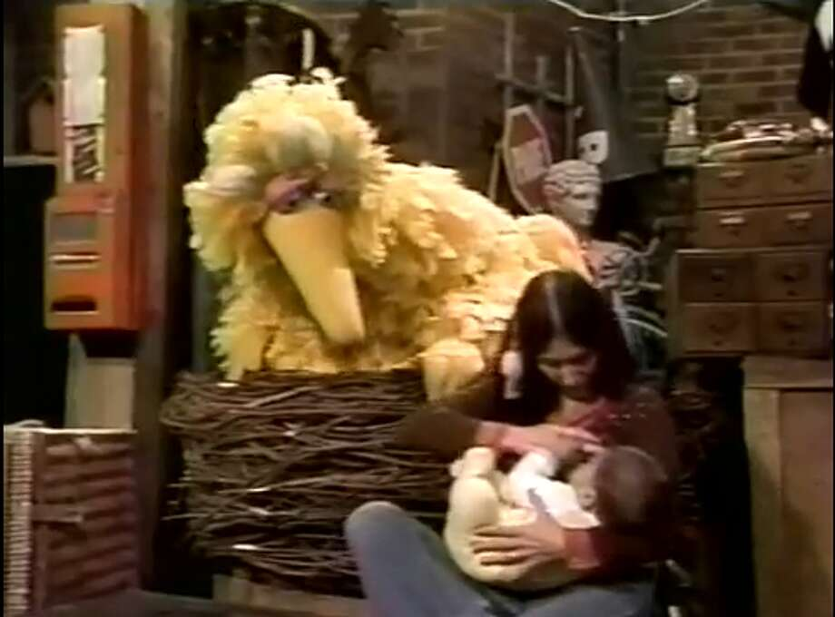 A group of parents launched a campaign in 2013 urging 'Sesame Street' to show moms nursing on air. Their theory: This would help normalize breast-feeding and encourage more moms to feed their babies the natural way. The longest-running children's program that debuted in 1969 used to show nursing moms on air in the 1970s and 80s, but in the 90s they were replaced by clips of moms feeding babies with bottles.