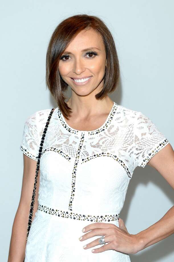 Television personality Giuliana Rancic attends the BCBGMAXAZRIA Spring 2014 fashion show during Mercedes-Benz Fashion Week at The Theatre at Lincoln Center on September 5, 2013 in New York City. Photo: Michael Loccisano, Getty Images For Mercedes-Benz Fashion Week