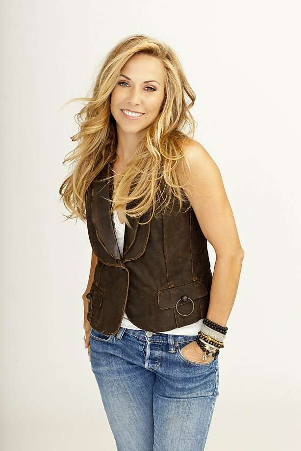 Sheryl Crow's country style - SFGate