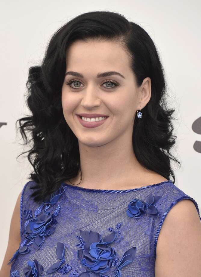 Katy Perry's obsession with jewelry by Houston designer Lisa Freede led to Freede's friendship with Perry's parents. This weekend they officiated Freede's daughter's wedding at Hotel Zaza. Photo: Frazer Harrison, Getty Images