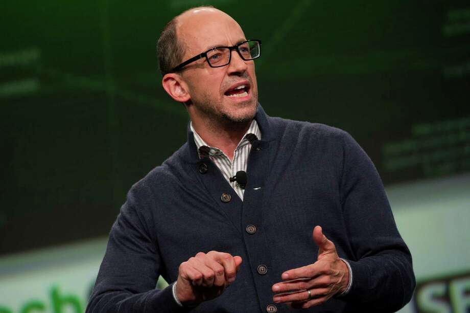 Dick Costolo, chief executive officer of Twitter Inc., speaks at the TechCrunch Disrupt SF 2013 conference in San Francisco, California, U.S., on Monday, Sept. 9, 2013. TechCrunch, which runs from Sept. 9-11, features leaders from various technology fields and includes a competition for the best new startup company. Photographer: David Paul Morris/Bloomberg *** Local Caption *** Dick Costolo Photo: David Paul Morris / Bloomberg / © 2013 Bloomberg Finance LP