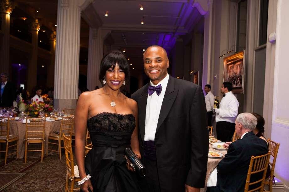 Tiffany and Rick Smith Photo: Michael Starghill, Jr.