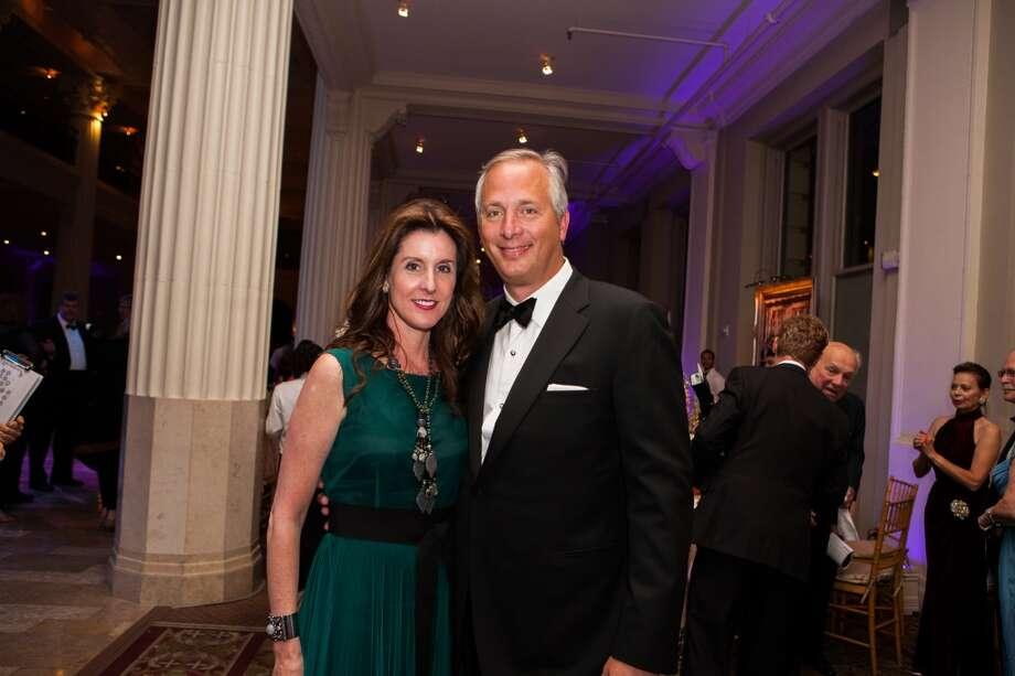 Phoebe and Bobby Tudor Photo: Michael Starghill, Jr.