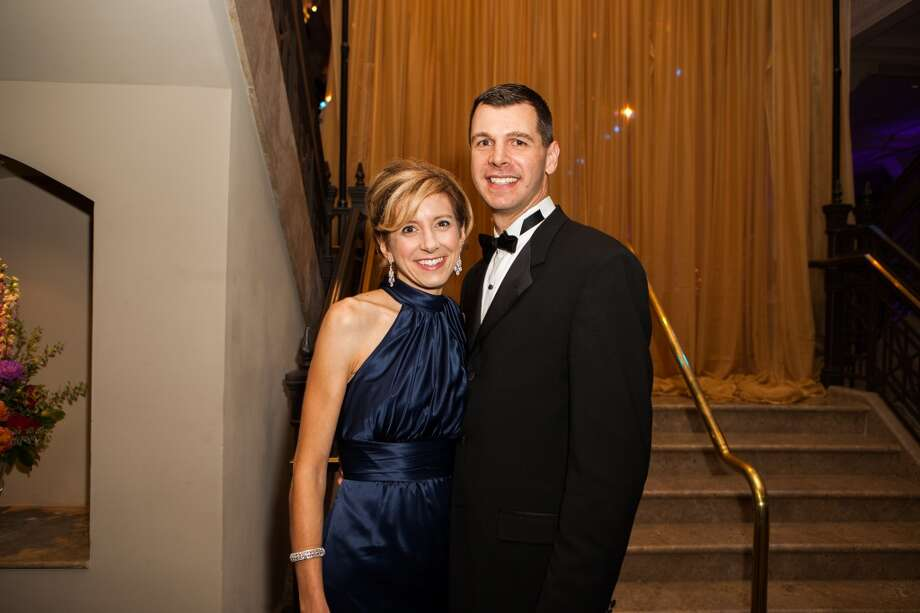 Christina and Mark Hanson Photo: Michael Starghill, Jr.
