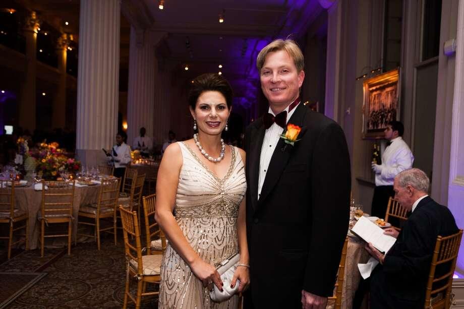 Kathy and Paul Mann Photo: Michael Starghill, Jr.