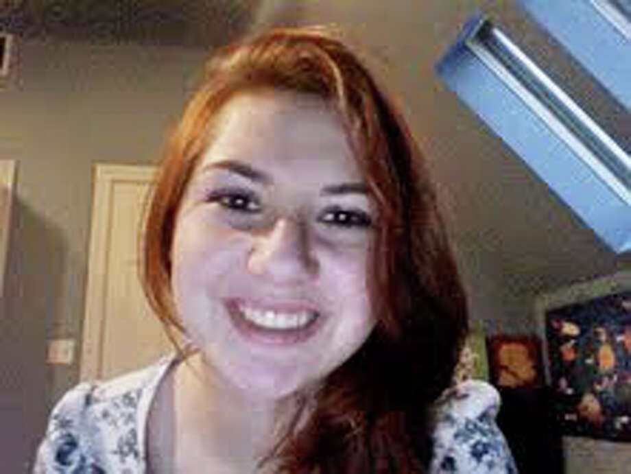 Greenwich High School senior Lex Ellenthal started You Never Know Who, a Facebook resource for kids enduring bullying and other problems. Photo: Contributed Photo