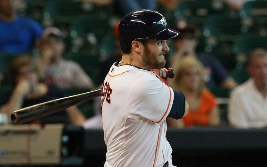 Sept. 4: Astros 6, Twins 5Trevor Crowe follows through on his walk-off single in the ninth to help the club avoid a series sweep.   Record: 46-93. Photo: Cody Duty, Chronicle