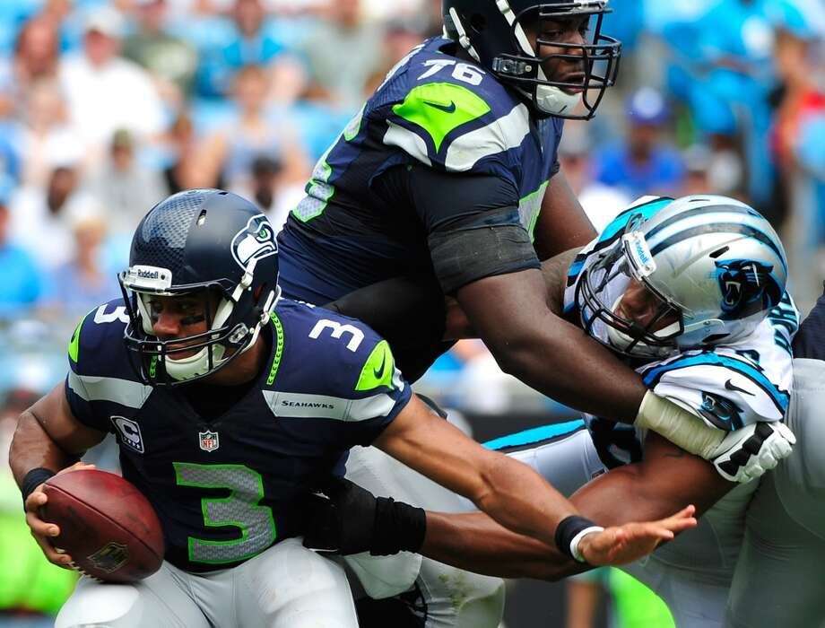 What people are saying about the Seahawks after Week 1The Seahawks' 12-7 victory over the Panthers on Sunday wasn't pretty, but it was a win. Seattle didn't put on the offensive display many people were anticipating, particularly after the Hawks' hot finish to 2012; Sunday's contest was more of a defensive slog as both teams scraped off the offseason rust. As such, there was a lot of mixed reaction after the game. Here's a selection of what people are saying about the Seahawks after their messy Week 1 win. Photo: Grant Halverson, Getty Images