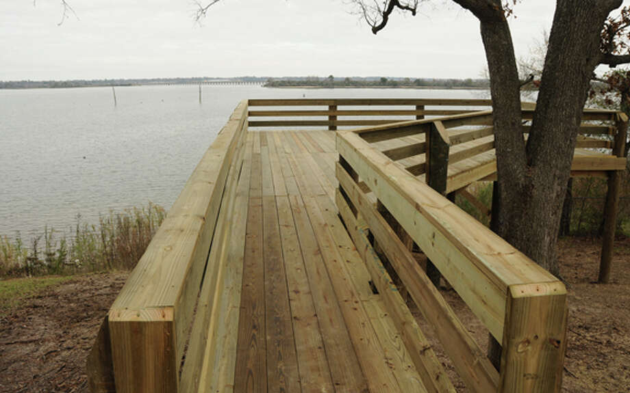The 3.4 acre park just received a new observation deck overlooking the San Jacinto River. It also features a pavilion, picnic area and playground.Address: 16800 Bear Bayou Drive, Channelview Photo: Harris County /