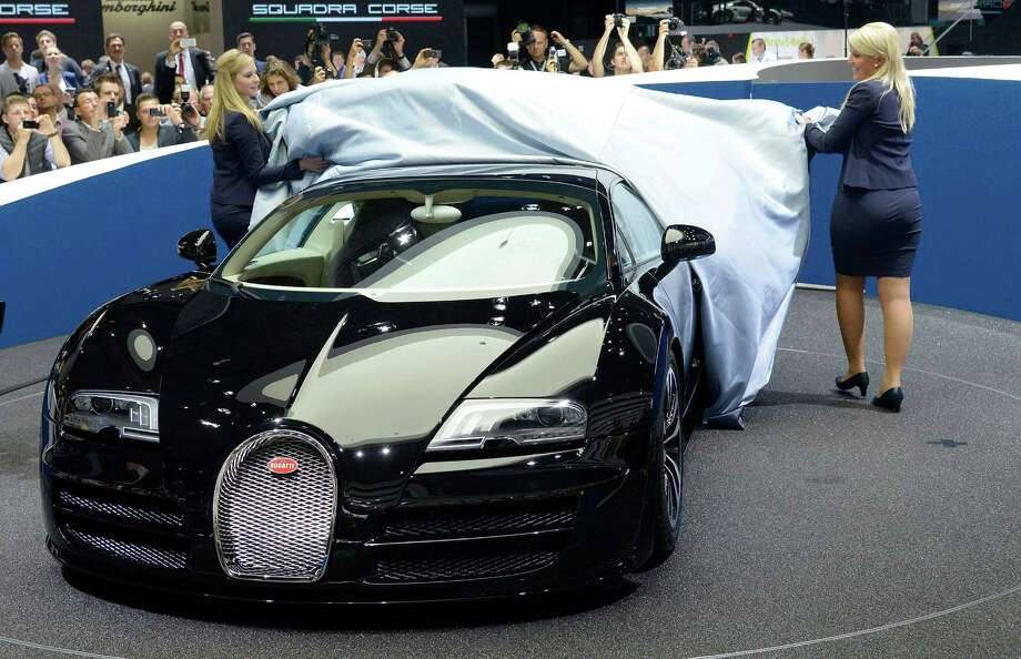 Bugatti only plans to make three of the limited-edition Jean Bugatti models. They are expected to sell for $3 million each.  Photo: Thorsten Wagner, Bongarts/Getty Images / 2013 Thorsten Wagner