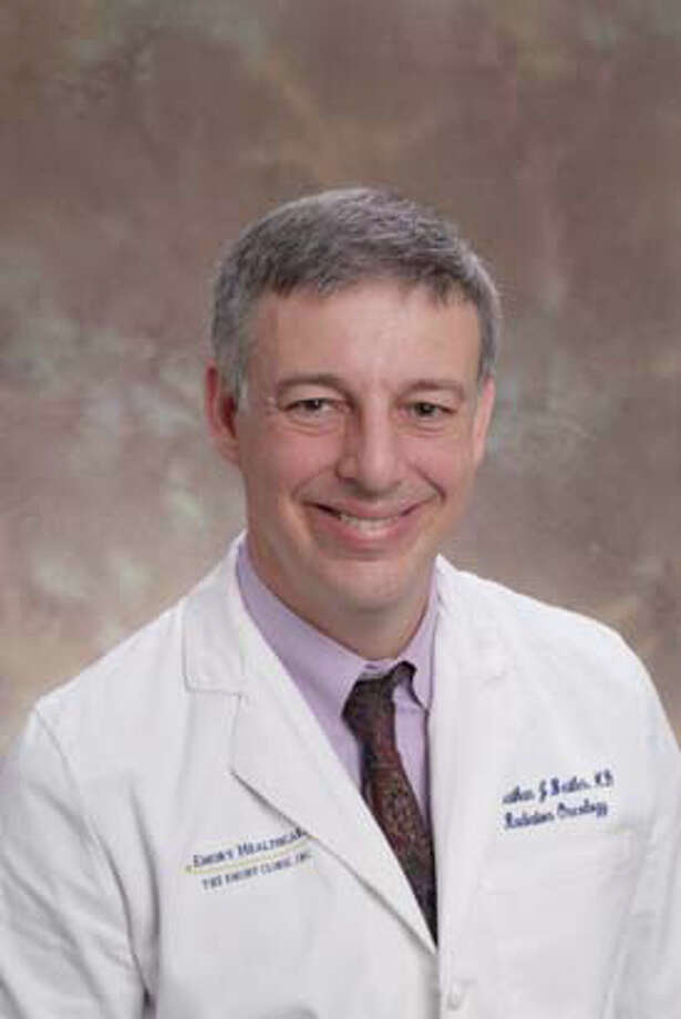 Jonathan J. Beitler, M.D., of New Canaan, will receive the Fellow of the American Society for Radiation Oncology designation during an awards ceremony on Tuesday, Sept. 24. Photo: Contributed