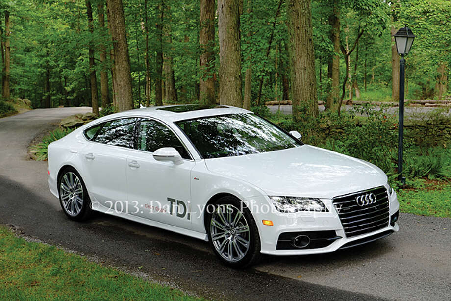 2014 Audi A7 TDI quattro (photo by Dan Lyons) / copyright: Dan Lyons - 2013