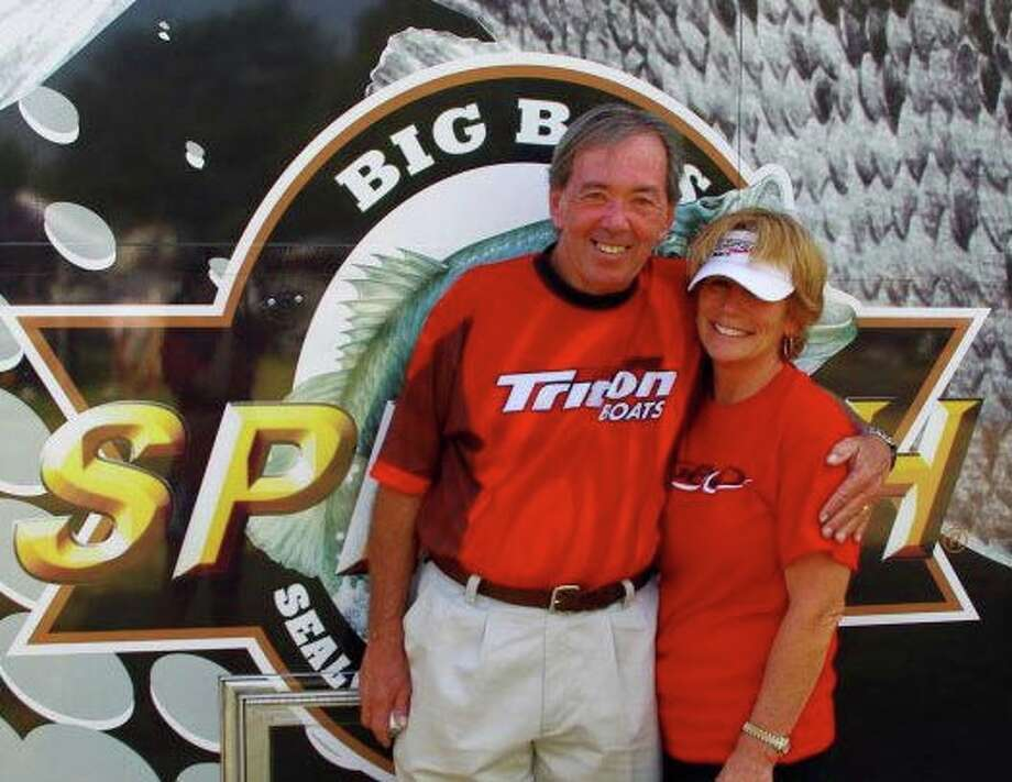 Bob & Donna Sealy of Sealy Outdoors, Big Bass Splash