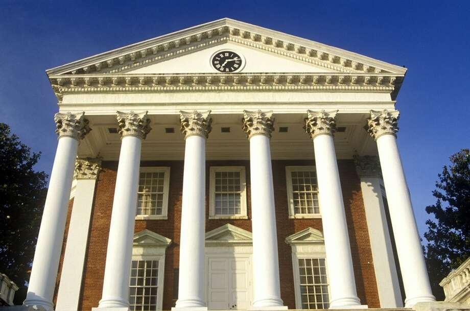 3. University of Virginia Photo: VisionsofAmerica/Joe Sohm, Getty Images