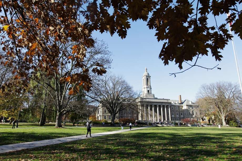 8. Pennsylvania State University Photo: Rob Carr, Getty Images