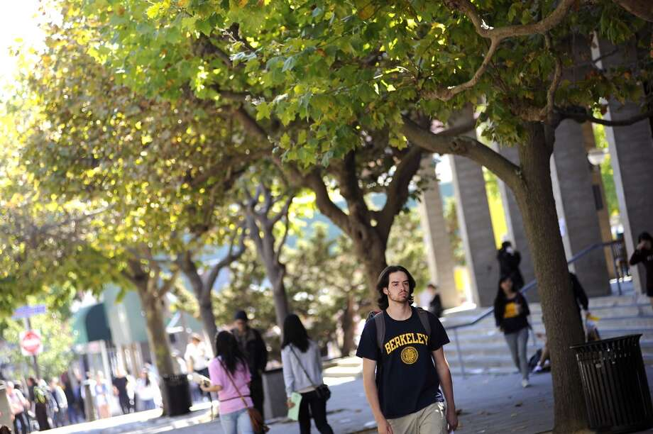 1. University of California, Berkeley Photo: Michael Short, Special To The Chronicle