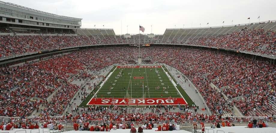 18. Ohio State University Photo: Matt Sullivan, Getty Images