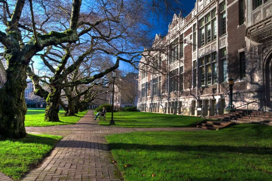 14. (tie) University of Washington Photo: Rick Hyman, Getty Images