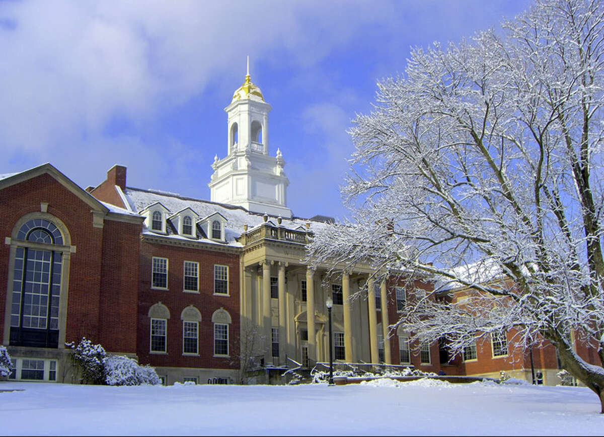 19. University of Connecticut: Storrs, Conn.