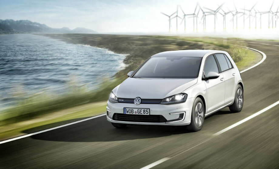 The e-Golf is getting plenty of attention for its 118-mile range. It won't, however, burn up the road. The car takes more than 10 seconds to hit 62 mph. Photo: Volkswagen