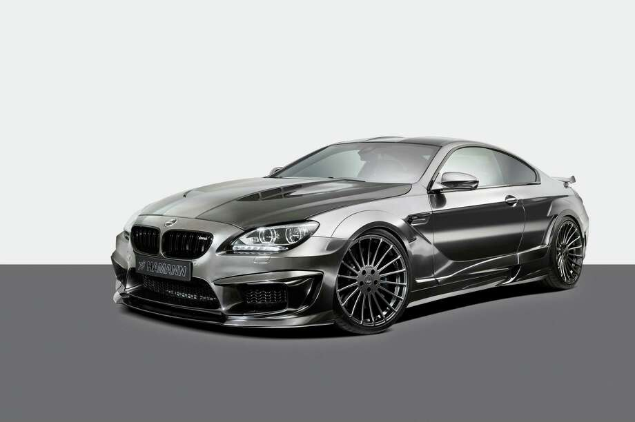 Hamann decided to have a bit of fun with the BMW M6 Grand Coupe. The renovated M6 comes with a few extra details and a wider body. They've also given the car a mirror-like finishing. Photo: Hamann
