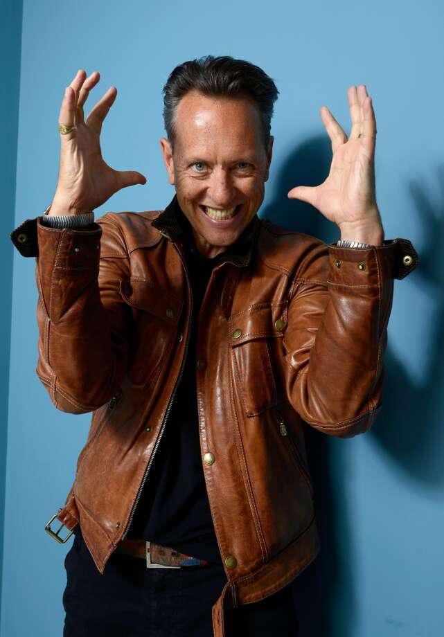 Actor Richard E. Grant of 'Don Hemingway' poses at the Guess Portrait Studio during 2013 Toronto International Film Festival on September 9, 2013 in Toronto, Canada. Photo: Larry Busacca, Getty Images