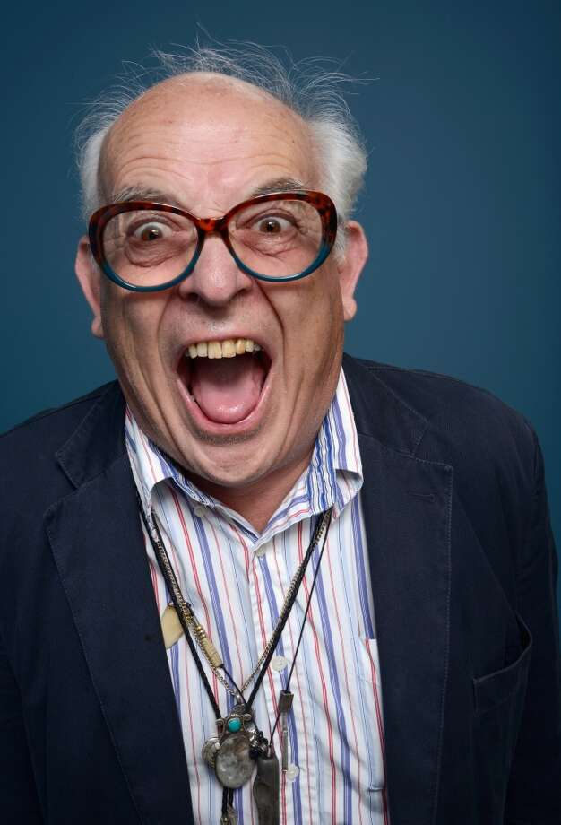 Artist/film subject Ralph Steadman of 'For No Good Reason' poses at the Guess Portrait Studio during 2013 Toronto International Film Festival on September 9, 2013 in Toronto, Canada. Photo: Larry Busacca, Getty Images