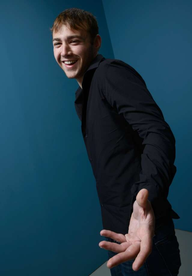 Actor Emory Cohen of 'Beneath The Harvest Sky' poses at the Guess Portrait Studio during 2013 Toronto International Film Festival on September 8, 2013 in Toronto, Canada. Photo: Larry Busacca, Getty Images