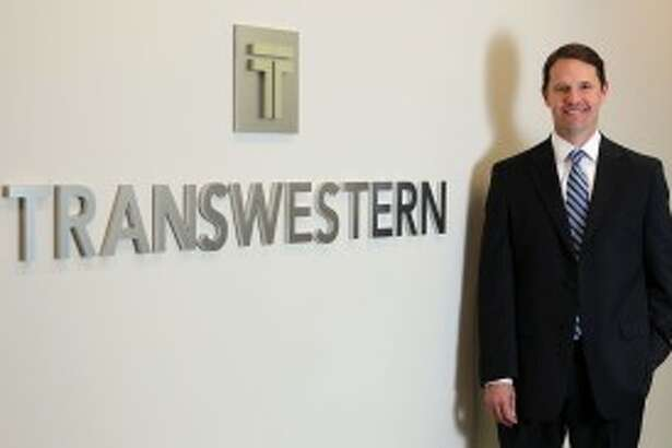 Transwestern President and CEO Larry Heard ( James Nielsen/Houston Chronicle)