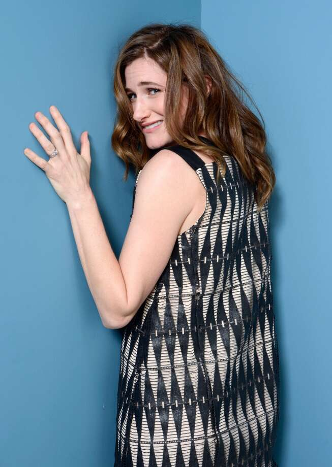 Actress Kathryn Hahn of 'Bad Words' poses at the Guess Portrait Studio during 2013 Toronto International Film Festival on September 6, 2013 in Toronto, Canada. Photo: Larry Busacca, Getty Images