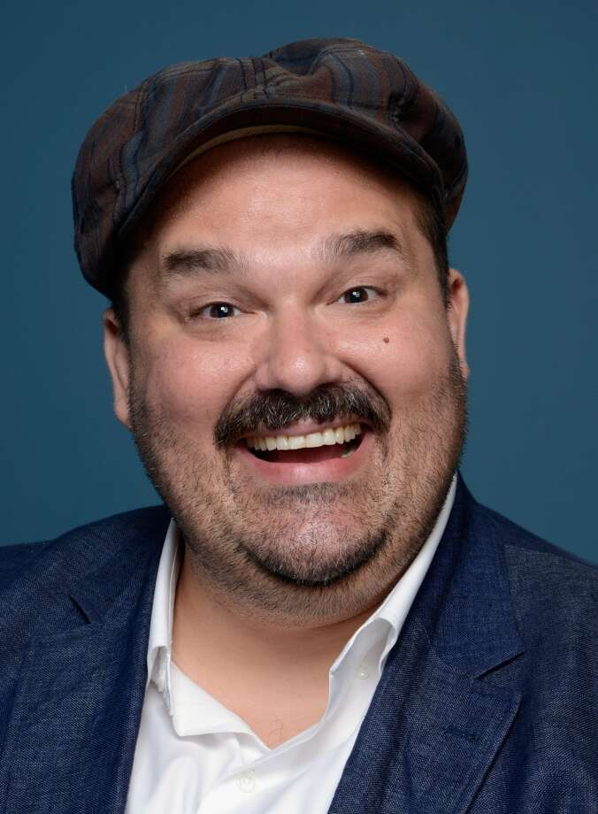 Actor Mel Rodriguez of 'Fat' poses at the Guess Portrait Studio during 2013 Toronto International Film Festival on September 7, 2013 in Toronto, Canada. Photo: Larry Busacca, Getty Images