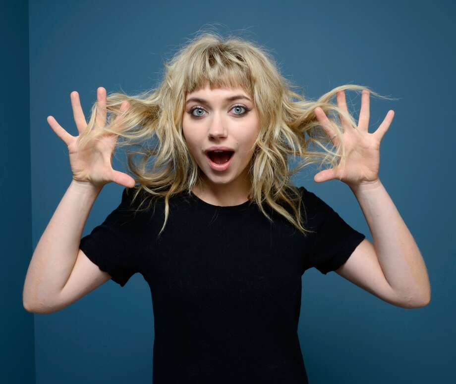 Actress Imogen Poots of 'All By My Side' poses at the Guess Portrait Studio during 2013 Toronto International Film Festival on September 8, 2013 in Toronto, Canada. Photo: Larry Busacca, Getty Images