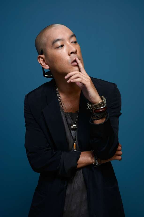 Director Juno Mak of 'Rigor Mortis' poses at the Guess Portrait Studio during 2013 Toronto International Film Festival on September 8, 2013 in Toronto, Canada. Photo: Larry Busacca, Getty Images
