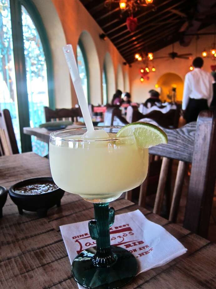Four-ounces of margarita averages out to 168 calories and is equal to ... Photo: Alison Cook