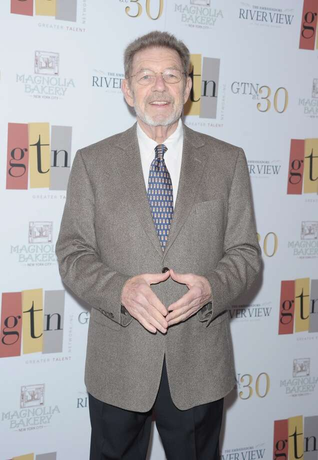 Journalist Pete Hamill attends the Greater Talent Network 30th anniversary party at the United Nations on May 2, 2012 in New York City.  Hamill is one of the people interviewed in the documentary If These Knishes Could Talk. (Photo by Michael Loccisano/Getty Images) Photo: Michael Loccisano, Getty Images