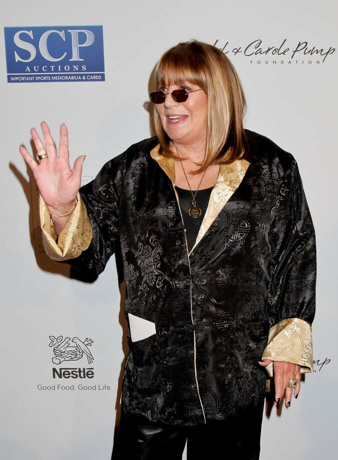 Penny Marshall attends the 13th annual Harold & Carole pump Foundation Gala at The Beverly Hilton Hotel on Aug. 9, 2013 in Beverly Hills, California. She also is featured in a new documentary about the New York accent that will be screened at the Avon  Theatre on Sept. 11, 2013. (Photo by Tibrina Hobson/FilmMagic) Photo: Tibrina Hobson, FilmMagic