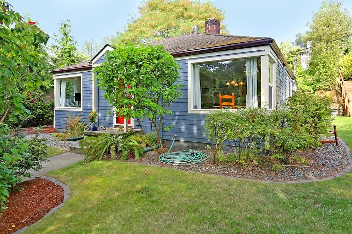 Where in Seattle can you get a decent home for less than $300,000? Delridge is one place. Here are four such homes there, starting with 6558 16th Ave. S.W. The 1,080-square-foot house, built in 1946, has four bedrooms, one bathroom, a fire pit and a shed on a 7,615-square-foot lot. It's listed for $250,000.