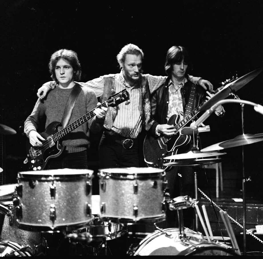 First concert: Cream with Vanilla Fudge opening, Houston Music Hall, March 31, 1968.  Rick Campbell Photo: Susie Macdonald, Redferns