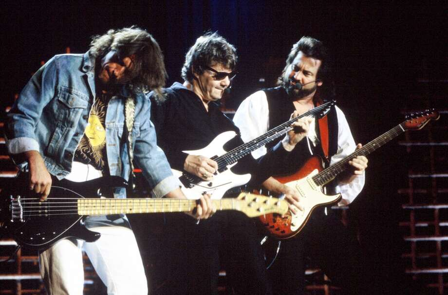 Steve Miller Band with Buffalo Springfield opening at the Summit.   James Nielsen Photo: Tim Mosenfelder, Getty Images