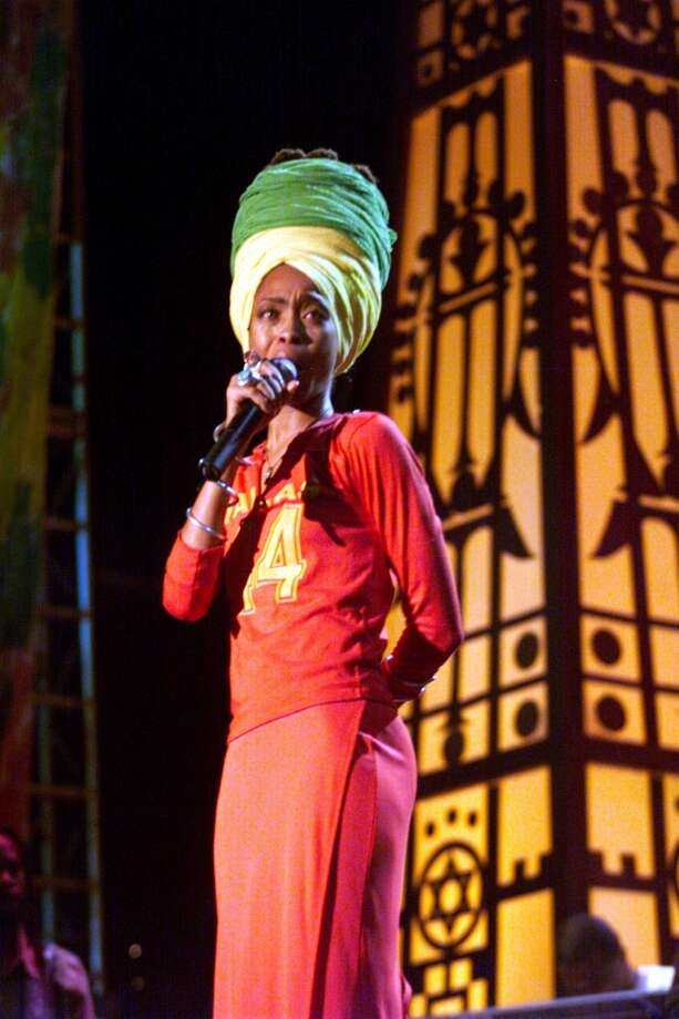 Erykah Badu at the old Austin City Music Hall, circa 1999. I don't have a pic, but I totally remember what I wore – really tight jeans and a black crop top. I thought I was so cool. 
