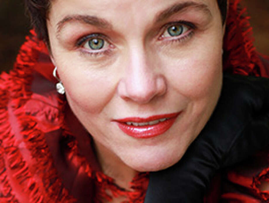 Christine Andreas. To perform at Westport Country Playhouse Gala. September 2013. Photo: Contributed Photo / Westport News