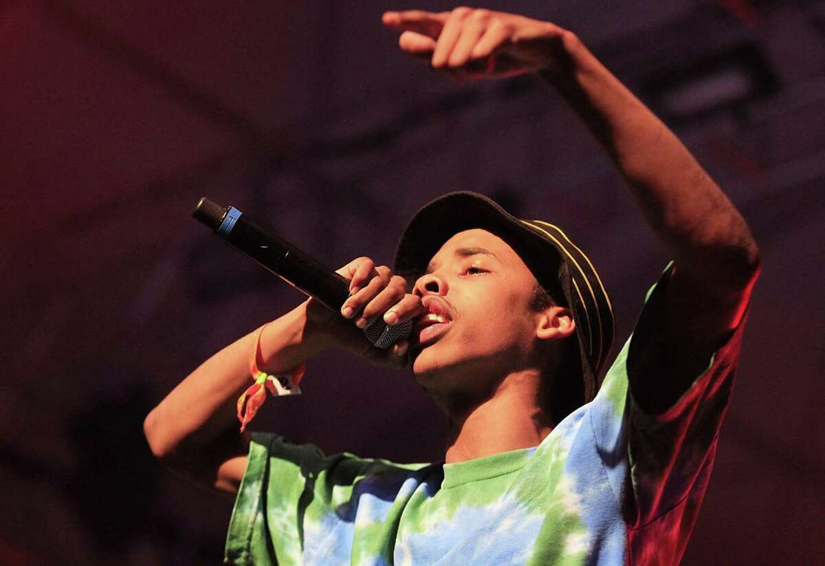 Rapper Earl Sweatshirt - real name Thebe Neruda Kgositsile - of Odd Future doesn't sweat his fans, making introspective and challenging music on