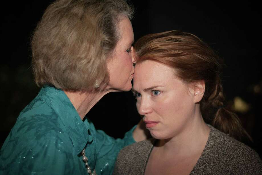 """Catherine Babbitt (left) and Christie Beckham play mother and daughter in """"Other Desert Cities."""" Photo: Siggi Ragnar / Courtesy Photo"""
